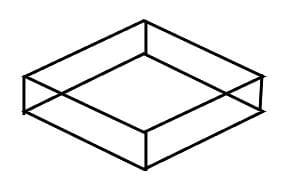 Illustratie van een hek 1